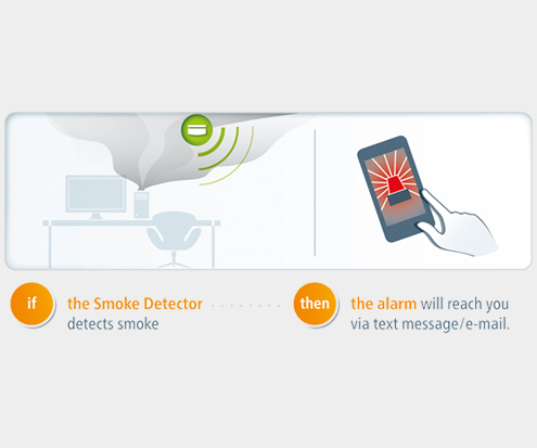 Devolo Smart Smoke Detector