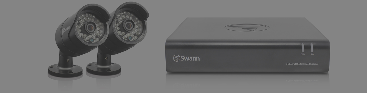Swann CCTV Smart Security Cameras
