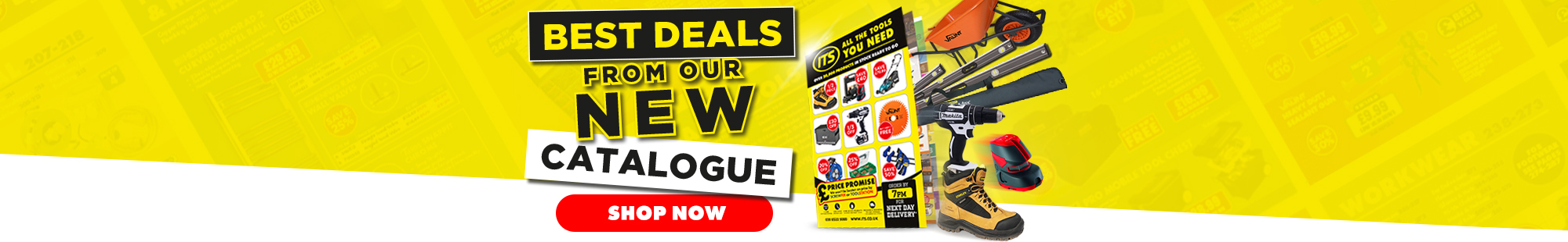 Best Deals From Our New Catalogue