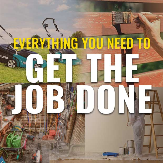 Get the Job Done
