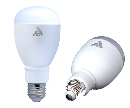 Awox Smart Lightbulbs showing that no Smart Hub is needed
