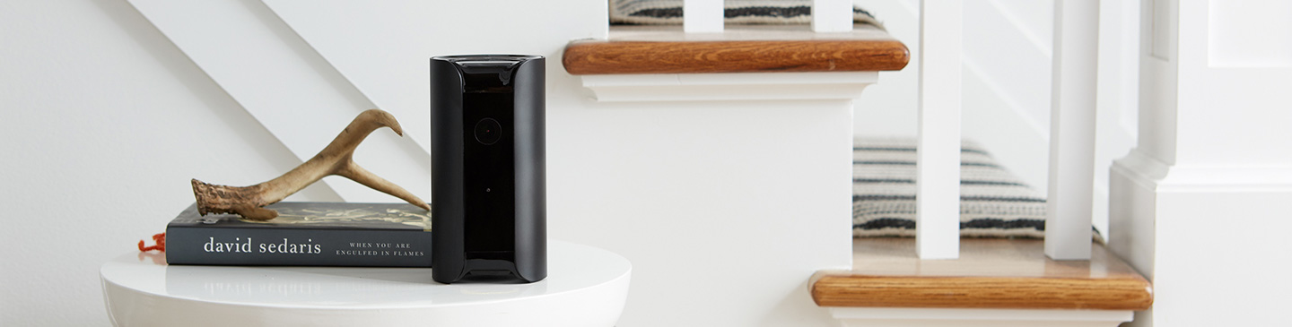 Canary Security Camera within a Smart home