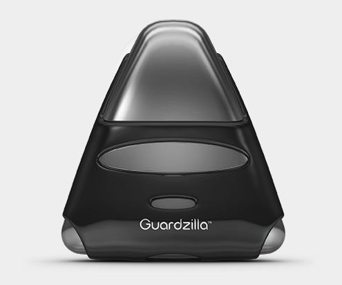 Guardzilla smart home security with a 100db siren