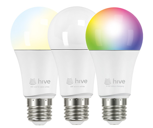 Hive Active led light bulbs