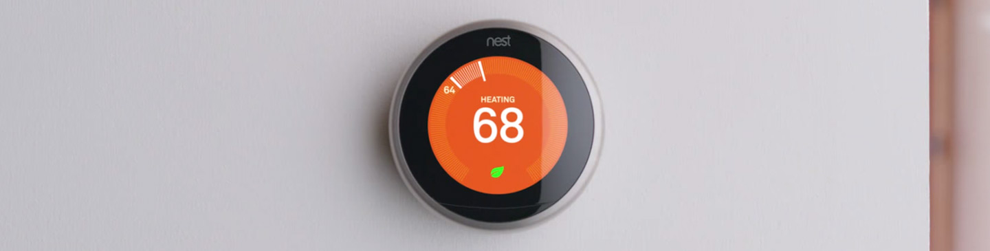 Nest Smart Heating Thermostat