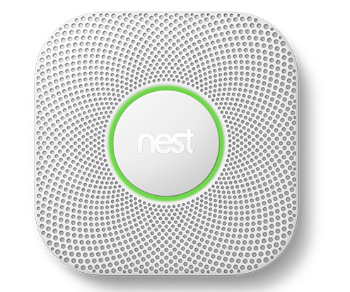Nest Protect checks its battery