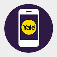 Yale Smartphone control