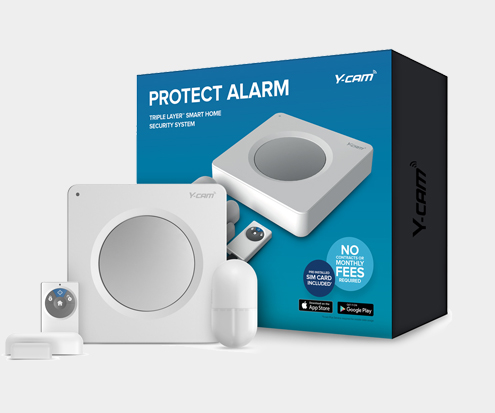 Y Cam Smart Home security