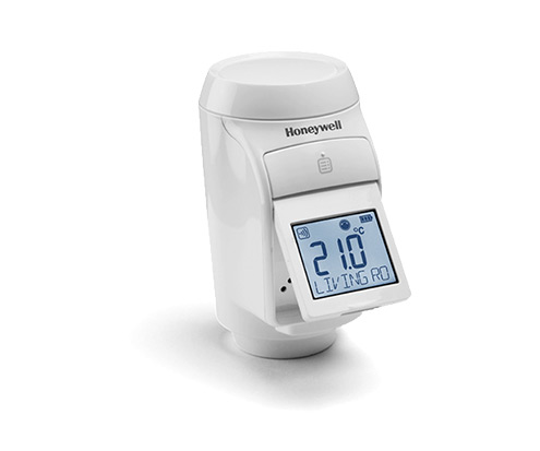 Honeywell Lyric TRV and Thermostat