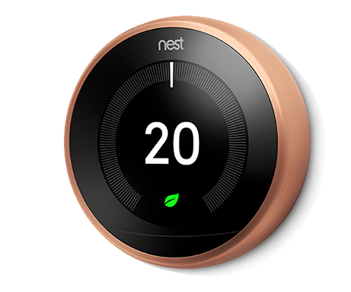 Nest Thermostat Smart Heating