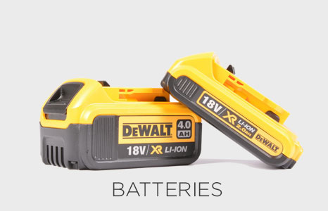 Kit Builder Dewalt Batteries