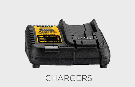 Kit Builder Dewalt Chargers