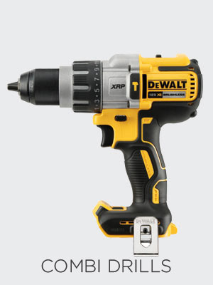 Kit Builder Dewalt Combi Drills