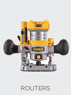 Kit Builder Dewalt Routers