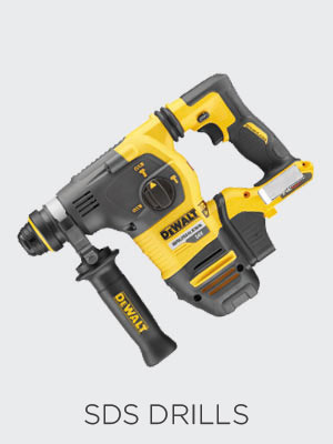 Kit Builder Dewalt SDS Drills