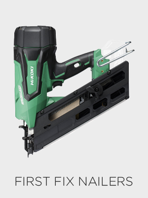 Kit Builder HIKOKI First Fix Nailers
