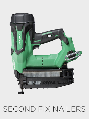 Kit Builder HIKOKI Second Fix Nailers