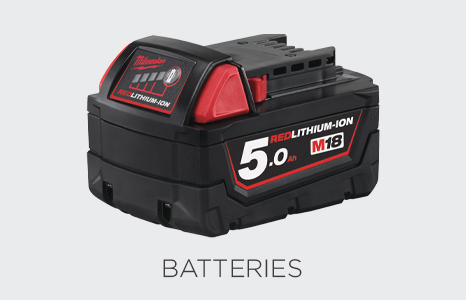 Kit Builder Milwaukee Batteries