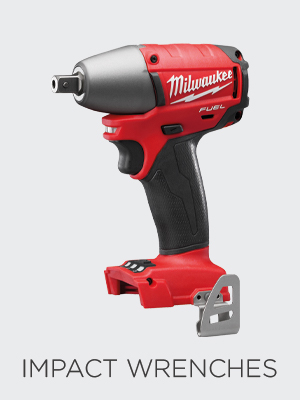Kit Builder Milwaukee Impact Wrenches