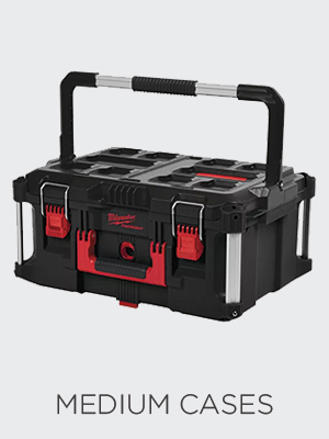 Kit Builder Milwaukee Medium Cases