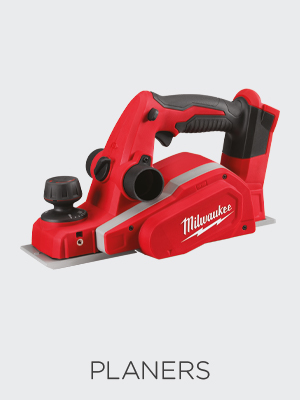 Kit Builder Milwaukee Planers