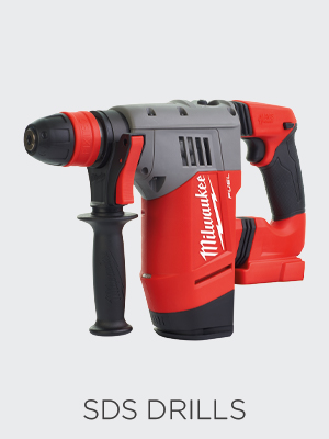 Kit Builder Milwaukee SDS Drills