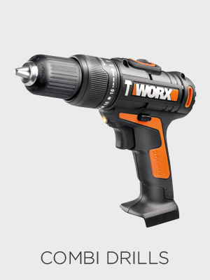Kit Builder WORX Combi Drills and Drill Drivers