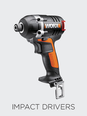 Kit Builder WORX Impact Drivers
