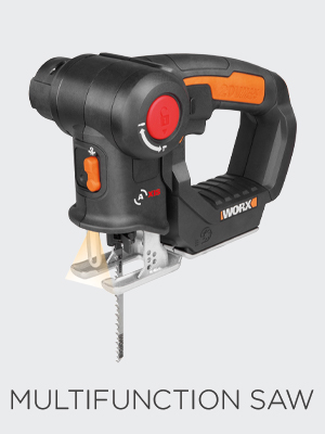 Kit Builder WORX Multifunction Saw