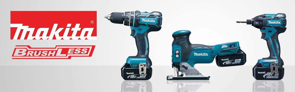 Makita Brushless Tools