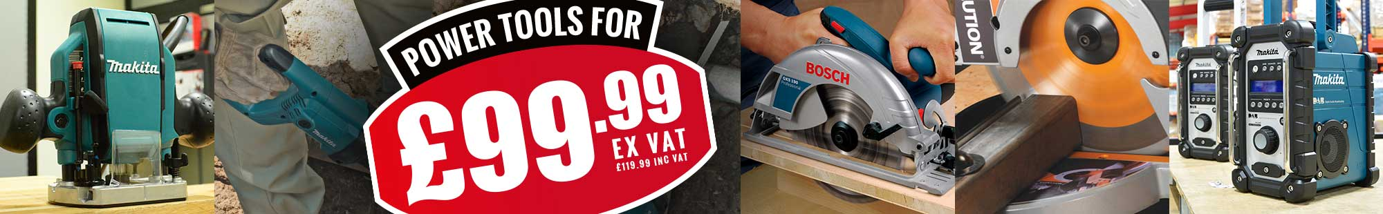 Power Tools for £99