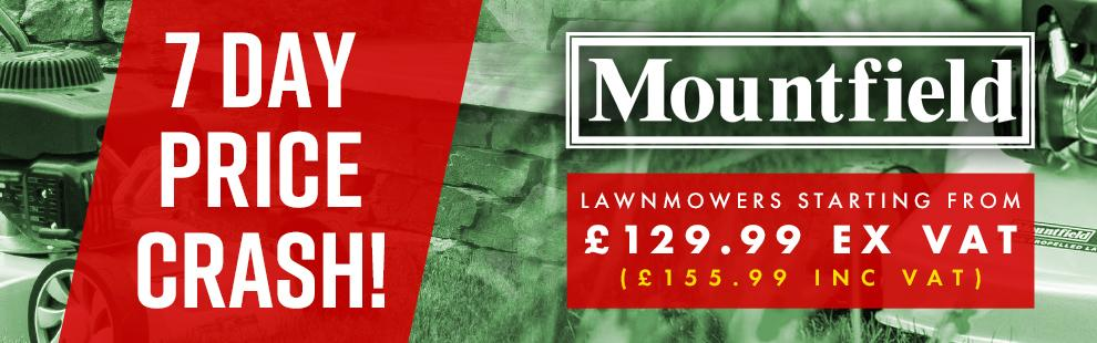 Mountfield Lawnmowers
